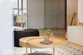 2018精选大小86平现代二居客厅装修设计效果图