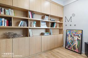 精致55平现代二居书房图片欣赏