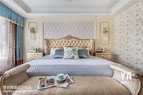 热门三居卧室装修设计效果图家装装修案例效果图