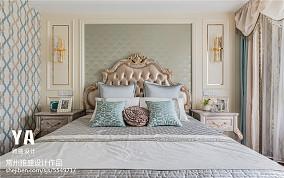 精美三居卧室装修设计效果图家装装修案例效果图