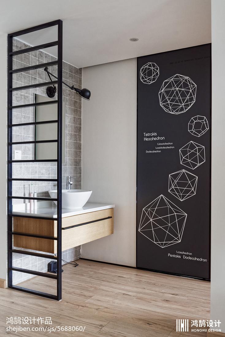 典雅77平日式二居卫生间装饰图卫生间日式卫生间设计图片赏析