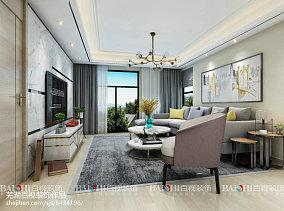 古典设计客厅地砖