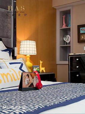 热门122平米欧式别墅卧室装修实景图别墅豪宅欧式豪华家装装修案例效果图