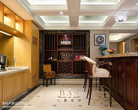 轻奢644平欧式别墅效果图欣赏别墅豪宅欧式豪华家装装修案例效果图