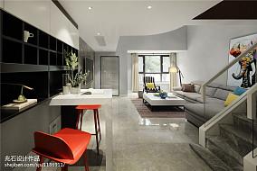 现代别墅休闲区设计图