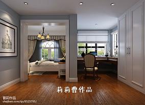 欧式精装修 - 三居室 - 实创装饰