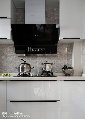 精选84平米二居厨房宜家装修设计效果图