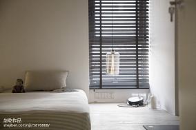 热门122平米复式卧室装修图