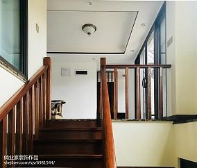 远洋高尔夫别墅|新中式风格|实景案例图_3126357