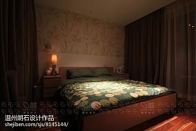 2018精选73平米田园小户型客厅实景图片