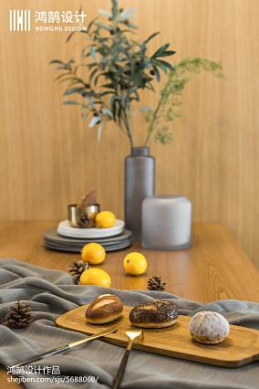 精选三居餐厅北欧装修图片欣赏家装装修案例效果图