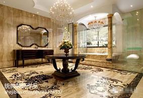室内客厅电视柜效果图 - 元洲装饰