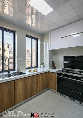 loft复式厨房设计图