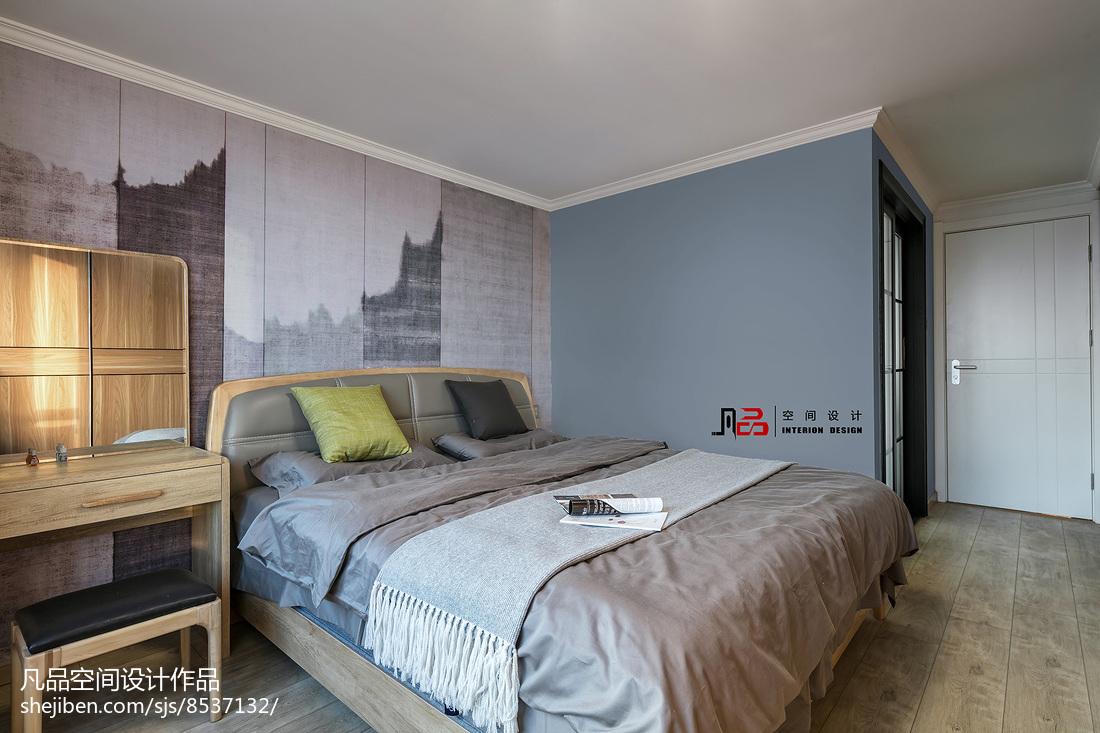 loft复式主卧设计图卧室潮流混搭卧室设计图片赏析
