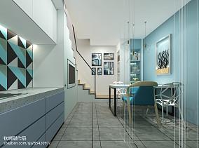 素食餐厅室内设计
