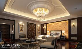中式简约客厅装修风格