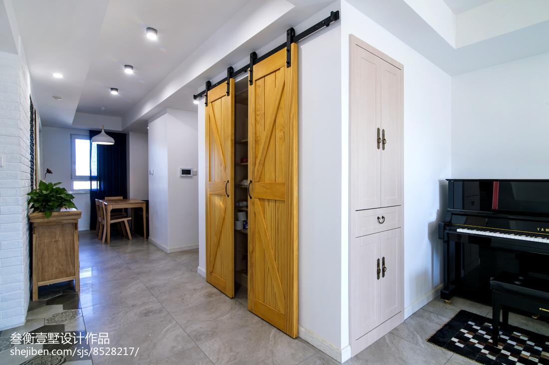 2018精选142平米混搭复式客厅装修效果图片大全客厅