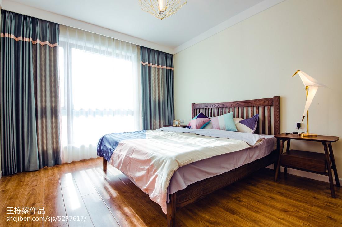 热门卧室宜家装修图卧室现代简约卧室设计图片赏析