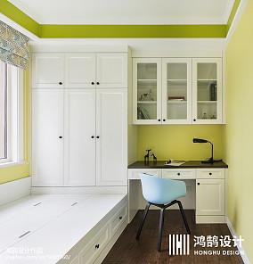 浪漫116平现代三居实景图片三居现代简约家装装修案例效果图