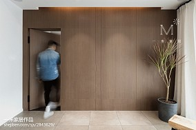 精美84平米二居客厅北欧装饰图家装装修案例效果图