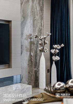 精选大小85平现代二居客厅装饰图片大全
