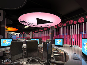 欧式家居客厅电视墙图片 - 居众装饰