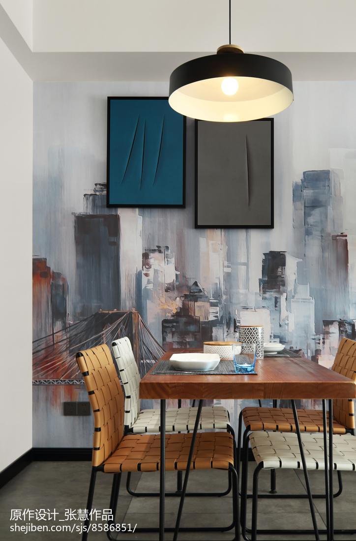 家庭餐厅壁画
