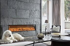 精美现代别墅休闲区设计效果图