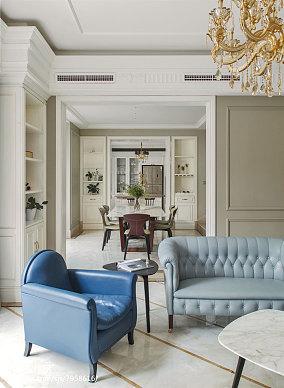 平法式别墅客厅效果图片大全客厅欧式豪华设计图片赏析