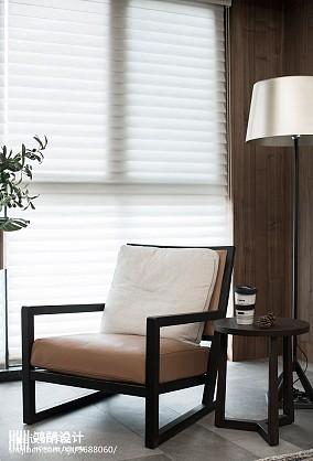 精美现代三居休闲区装修效果图片三居现代简约家装装修案例效果图