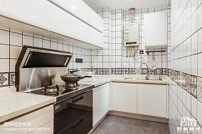 简约两居厨房设计图