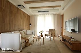 201894平米三居客厅日式欣赏图片大全