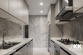 现代大理石厨房设计图片
