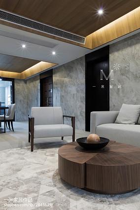 典雅148平现代四居装修设计图四居及以上现代简约家装装修案例效果图