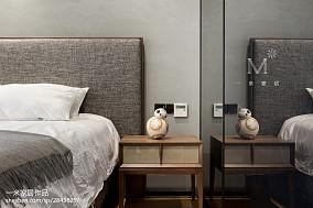 典雅102平现代四居效果图四居及以上现代简约家装装修案例效果图