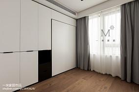 优美129平现代四居设计效果图四居及以上现代简约家装装修案例效果图
