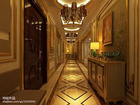 现代别墅室内效果图