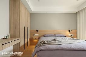 日式三居主卧设计图