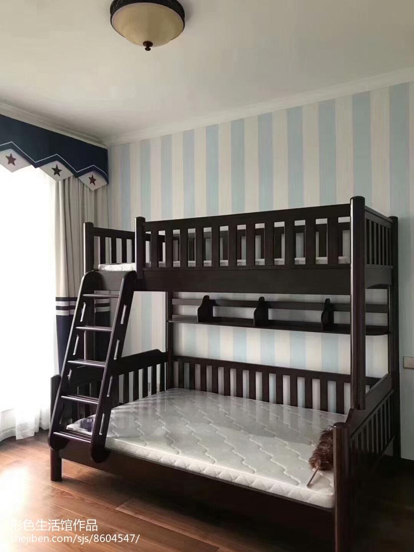 美式儿童房间