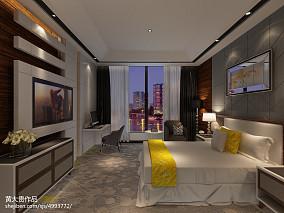 现代家居室内装潢效果图 - 良工装饰