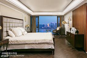 现代复式卧室设计图