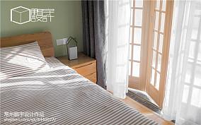 精选74平米二居卧室日式效果图片欣赏