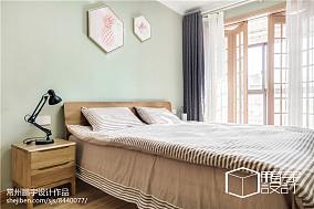 精选二居卧室日式实景图片