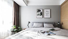 精选面积88平日式二居卧室装修实景图片大全