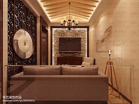家装时尚日式风别墅装修