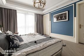 2018别墅卧室装修效果图片别墅豪宅欧式豪华家装装修案例效果图