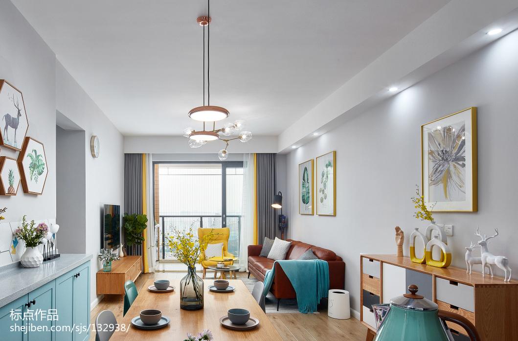 家庭客厅吊灯