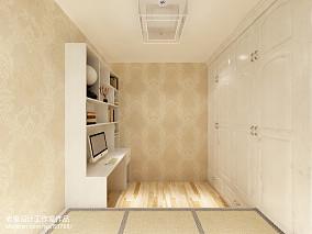 2018面积72平小户型卧室宜家装修设计效果图片欣赏