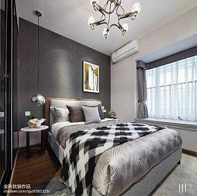 2018卧室现代装修图片