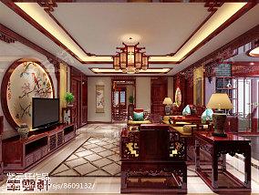 装修客厅中式